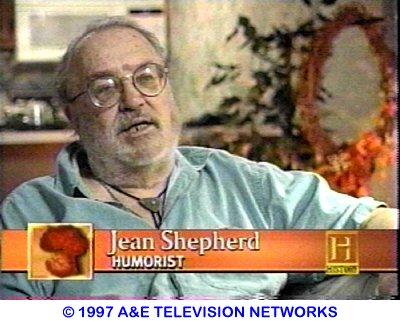 jean shepherd in god we trust
