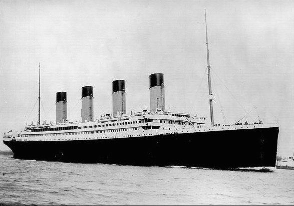The Titanic Titanic